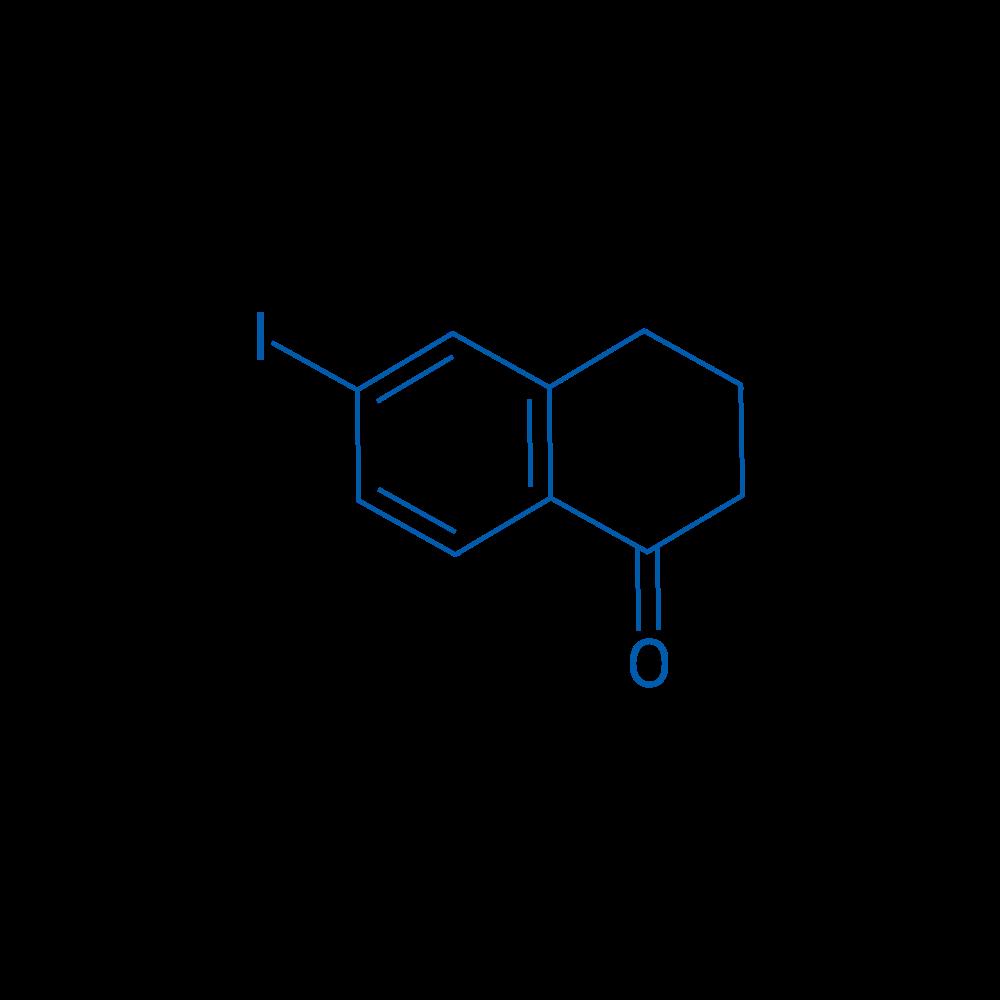 6-Iodo-3,4-dihydronaphthalen-1(2H)-one