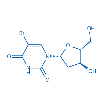 Bromodeoxyuridine