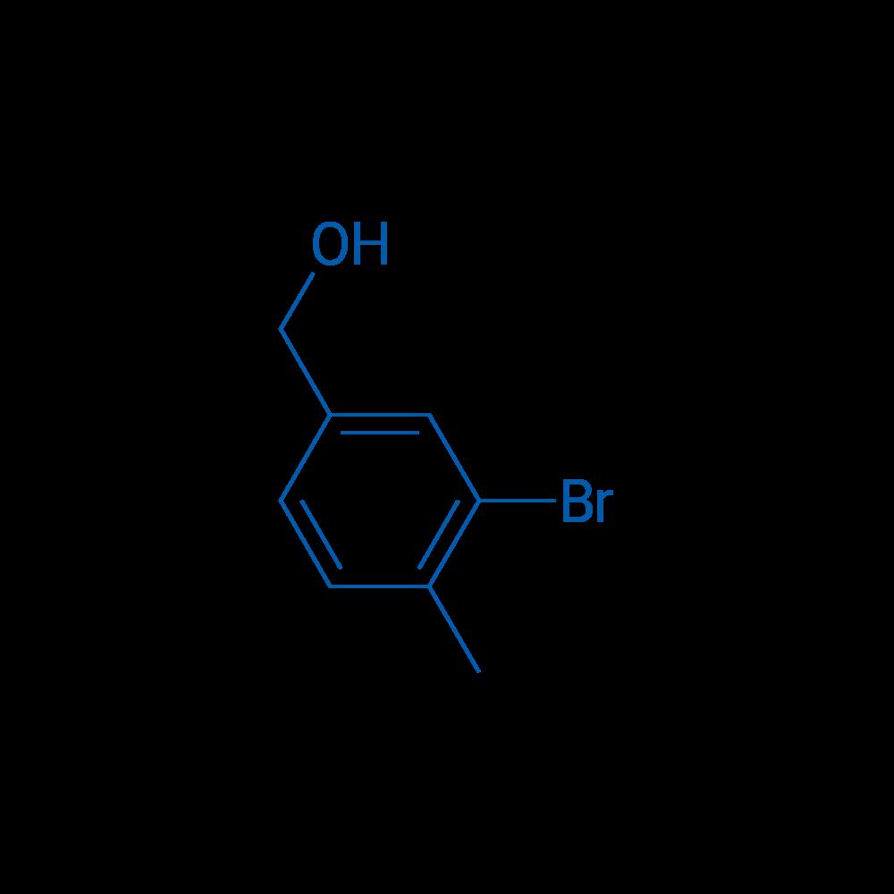 (3-Bromo-4-methylphenyl)methanol