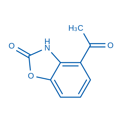4-Acetylbenzo[d]oxazol-2(3H)-one