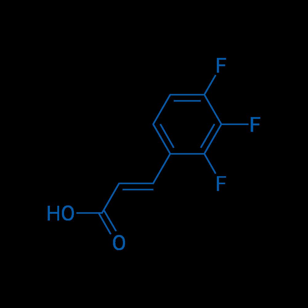 3-(2,3,4-Trifluorophenyl)acrylic acid