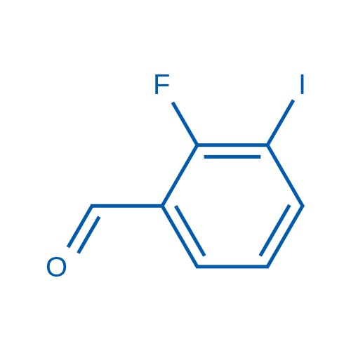 2-Fluoro-3-iodobenzaldehyde