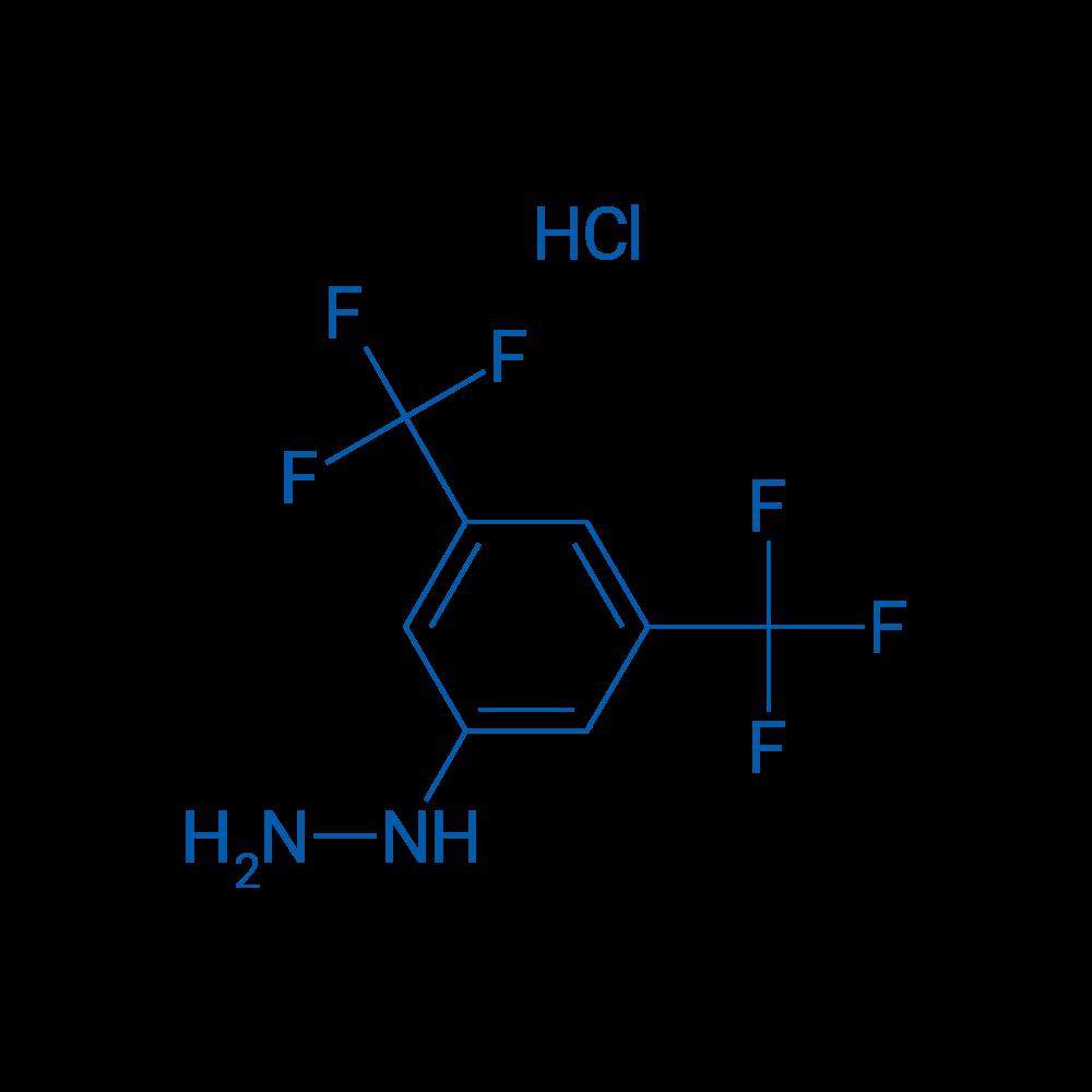 3,5-Bis(trifluoromethyl)phenylhydrazine hydrochloride
