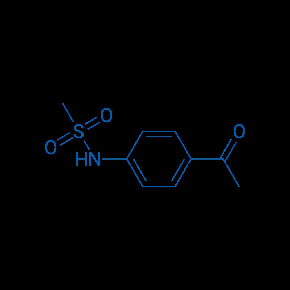 N-(4-Acetylphenyl)methanesulfonamide
