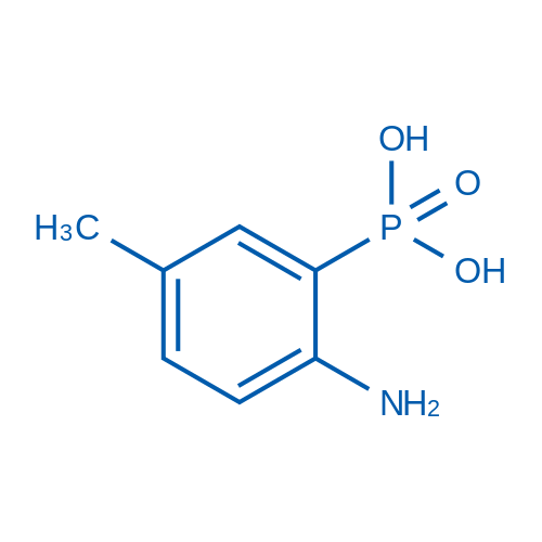 (2-Amino-5-methylphenyl)phosphonic acid
