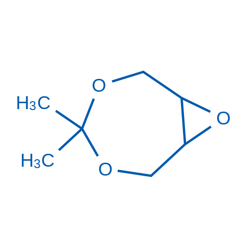 4,4-Dimethyl-3,5,8-trioxabicyclo[5.1.0]octane
