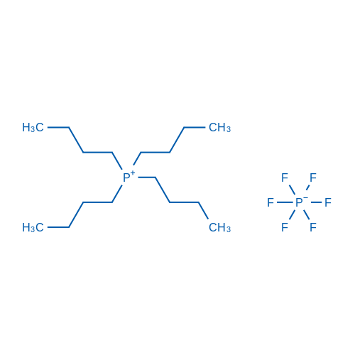 Tetrabutylphosphonium hexafluorophosphate(V)