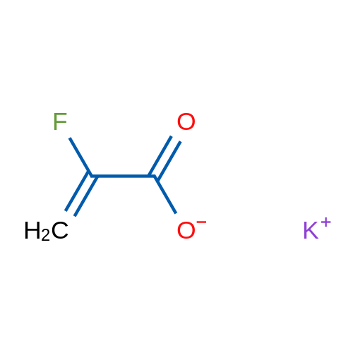 Potassium 2-fluoroacrylate