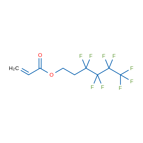 3,3,4,4,5,5,6,6,6-Nonafluorohexyl acrylate