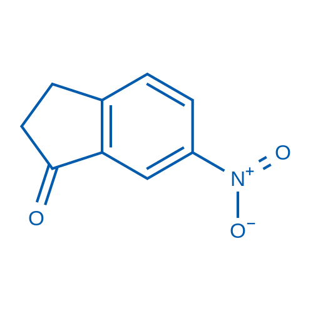 6-Nitro-2,3-dihydro-1H-inden-1-one