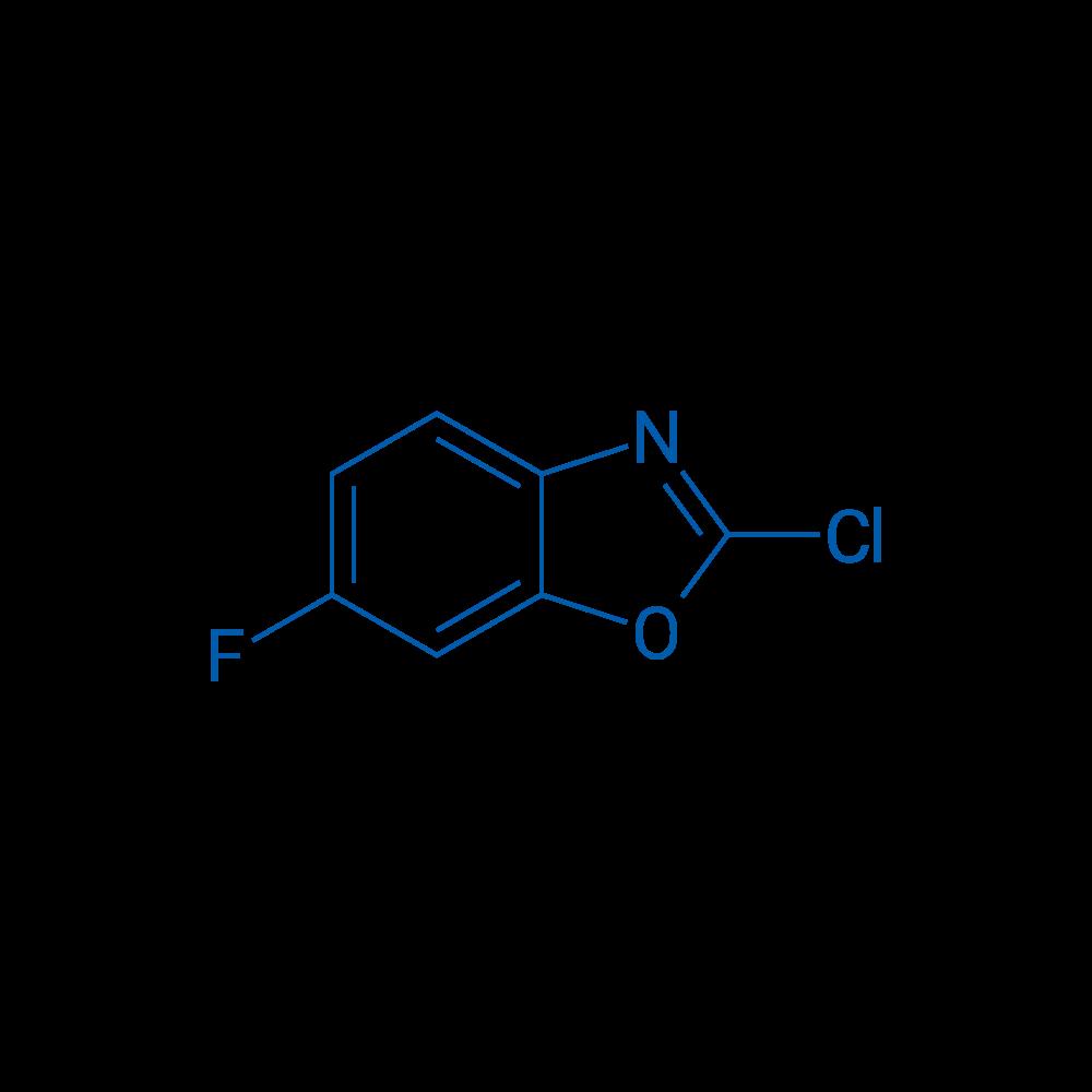 2-Chloro-6-fluorobenzo[d]oxazole