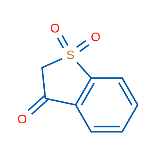 Benzo[b]thiophene-3(2H)-one 1,1-Dioxide