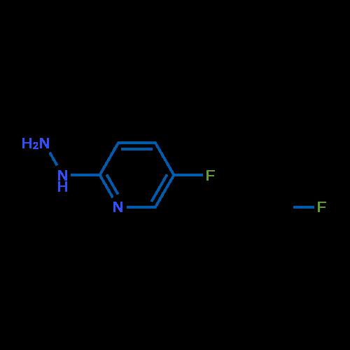 5-Fluoro-2-hydrazinylpyridine hydrofluoride