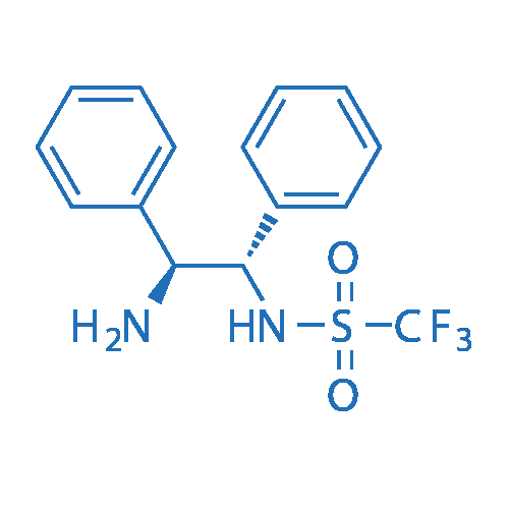 N-[(1S,2S)-2-Amino-1,2-diphenylethyl]-1,1,1-trifluoromethanesulfonamide