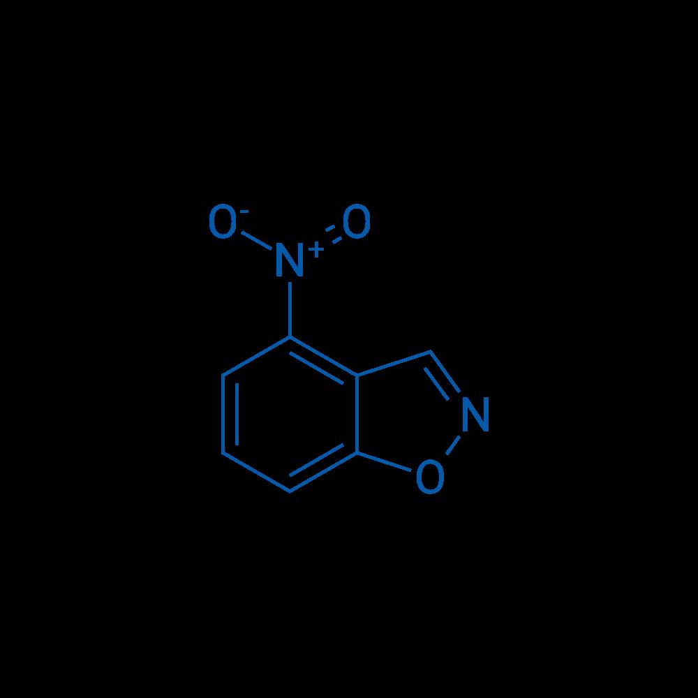 4-Nitrobenzo[d]isoxazole