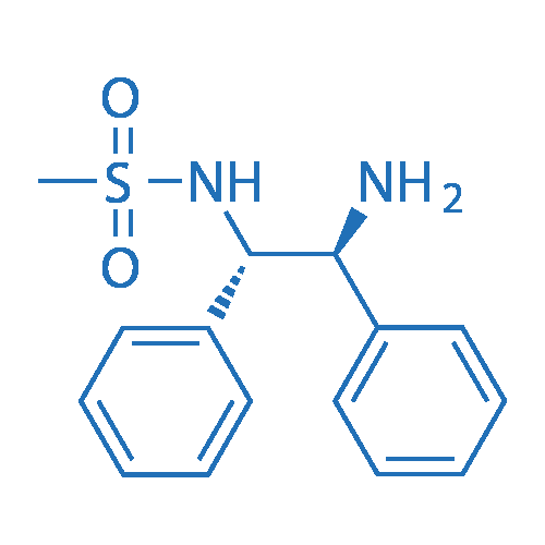 N-((1S,2S)-2-Amino-1,2-diphenylethyl)methanesulfonamide