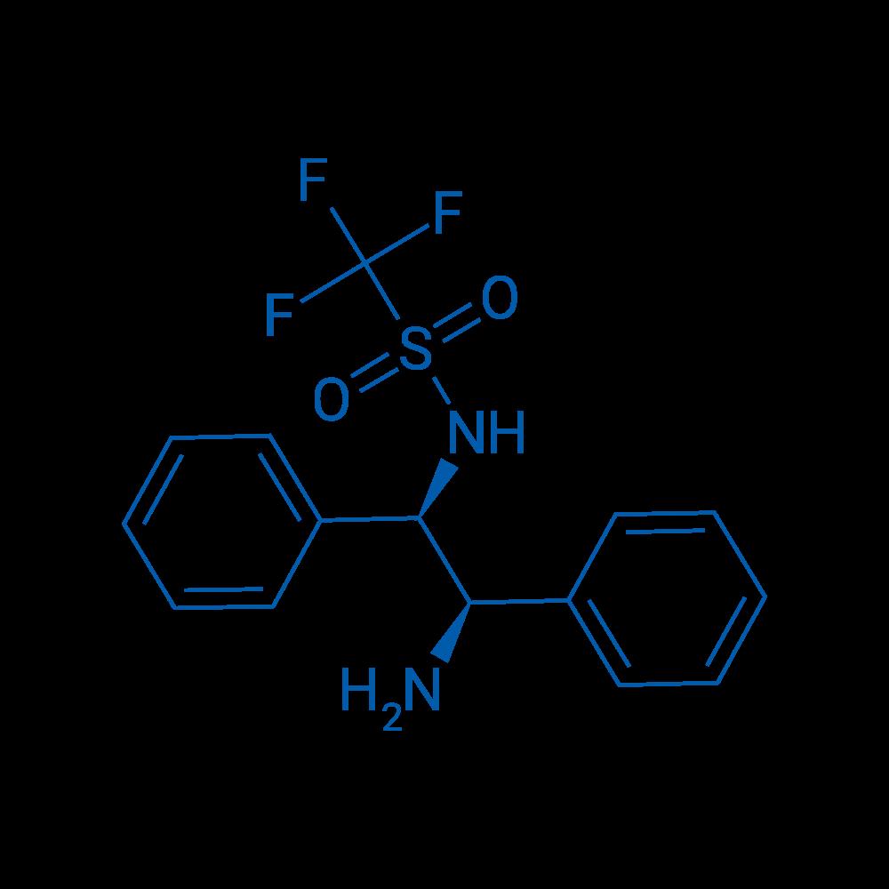 N-((1R,2R)-2-Amino-1,2-diphenylethyl)-1,1,1-trifluoromethanesulfonamide
