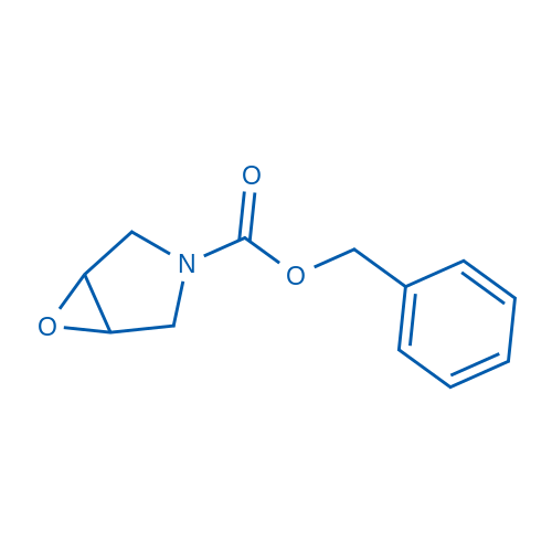 Benzyl 6-oxa-3-azabicyclo[3.1.0]hexane-3-carboxylate