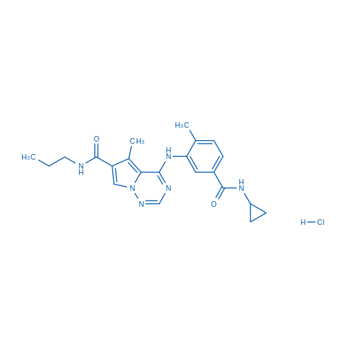 BMS-582949hydrochloride