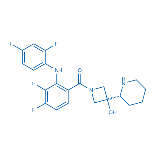 Cobimetinib R-enantiomer