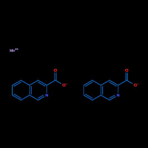 Manganese(II) isoquinoline-3-carboxylate