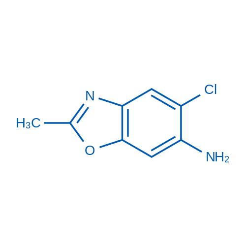 2-Methyl-5-chloro-6-benzoxazolamine