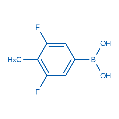 3,5-Difluoro-4-methylphenylboronic acid
