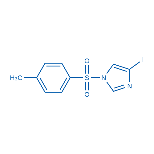 4-Iodo-1-tosyl-1H-imidazole