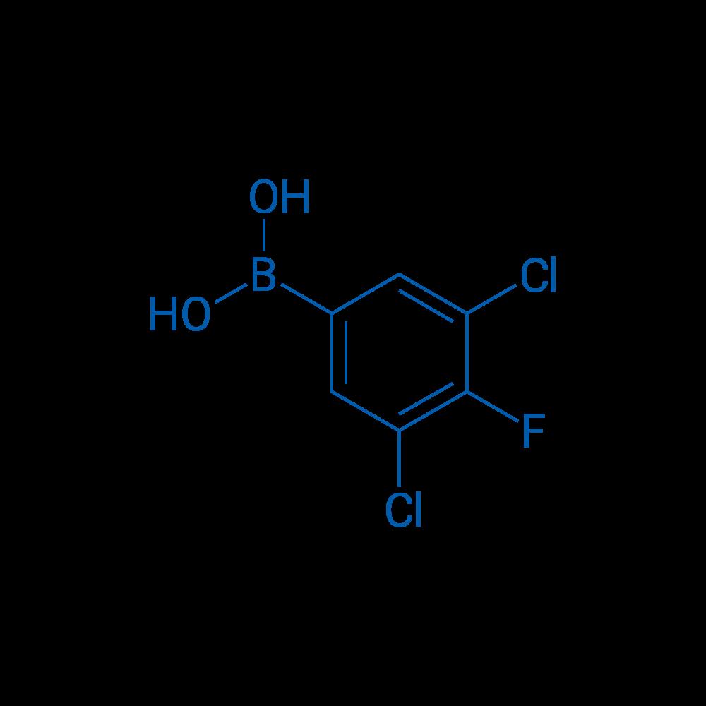 3,5-Dichloro-4-fluorophenylboronic acid