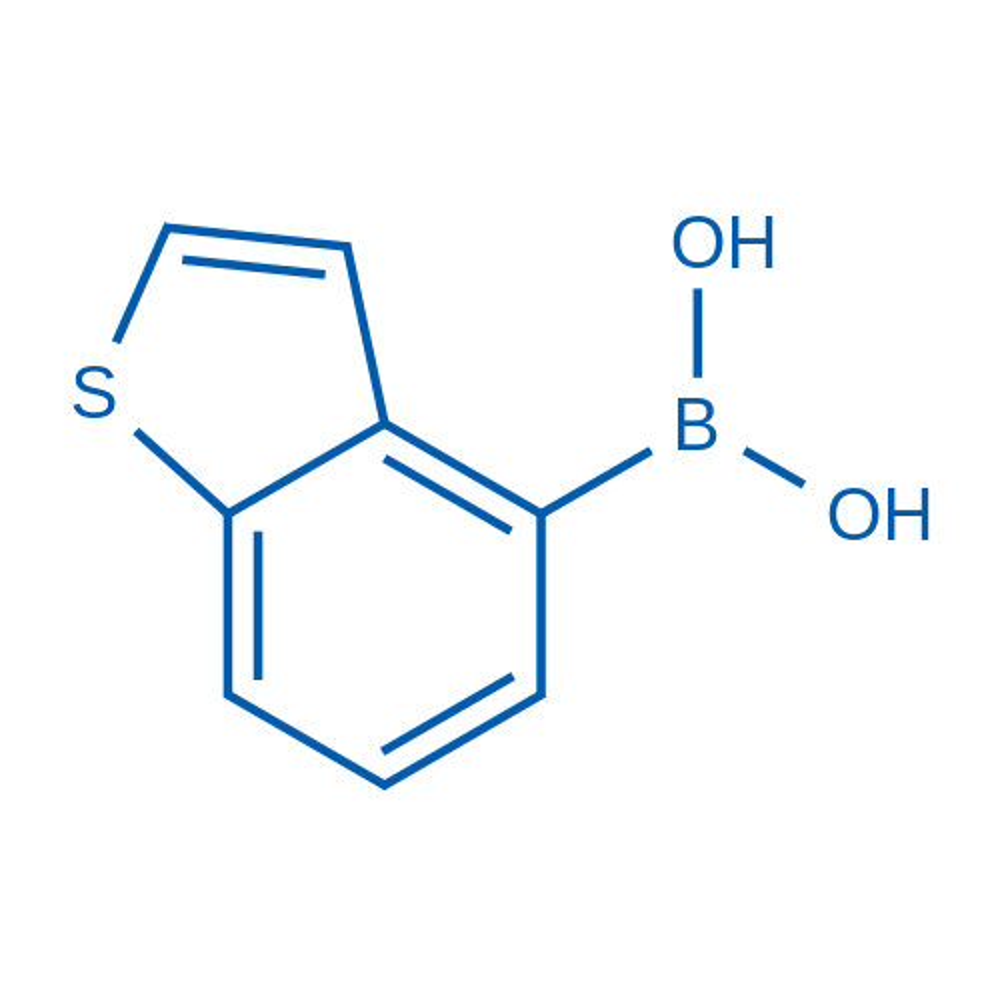 (1-Benzothiophen-4-yl)boronic acid
