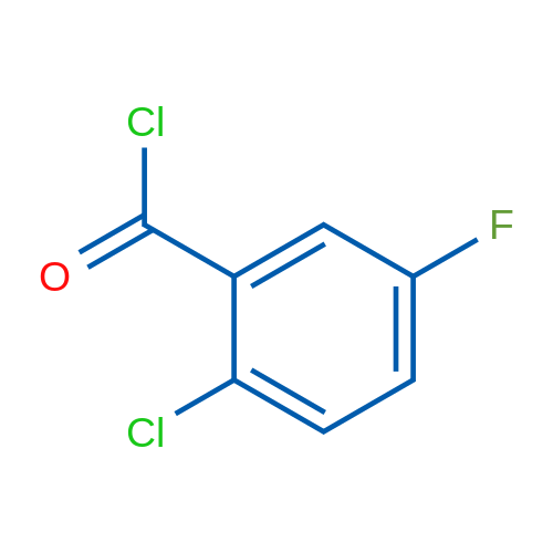 2-Chloro-5-fluorobenzoyl chloride
