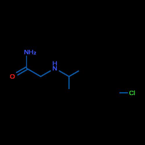 2-(Isopropylamino)acetamide hydrochloride