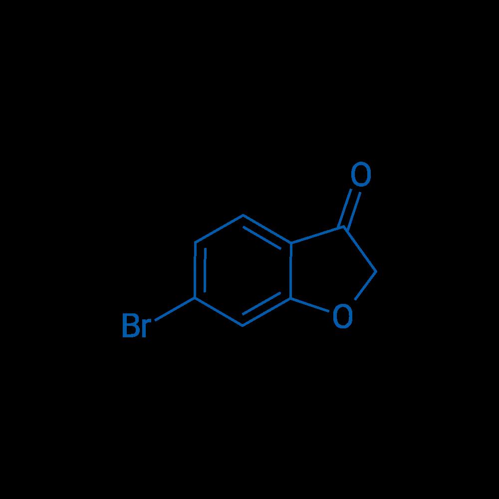 6-Bromobenzofuran-3(2H)-one