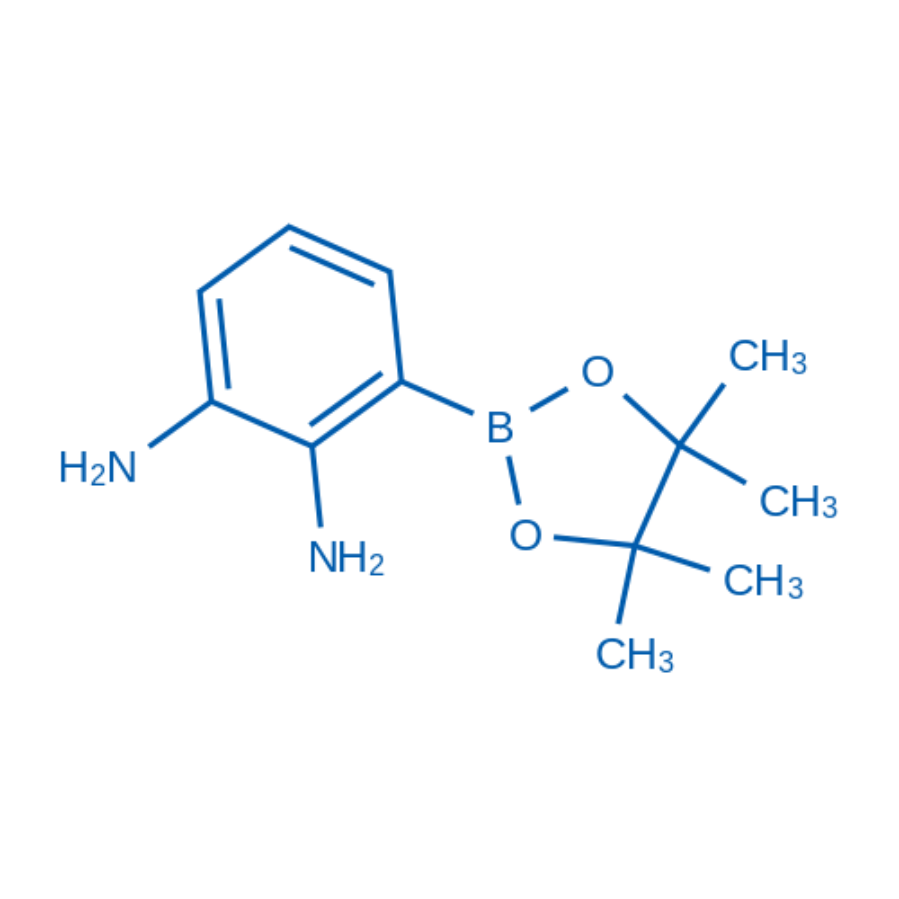 3-(4,4,5,5-Tetramethyl-1,3,2-dioxaborolan-2-yl)benzene-1,2-diamine