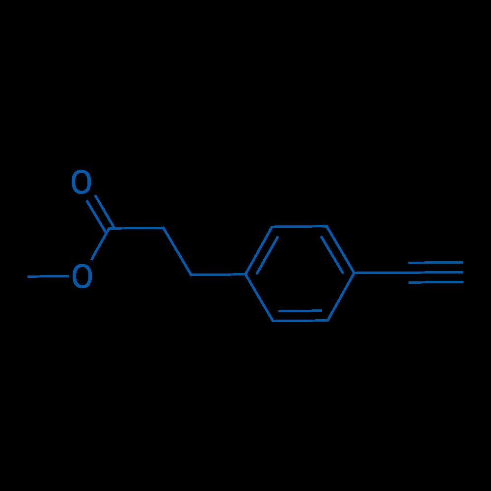 Methyl 3-(4-Ethynylphenyl)propanoate