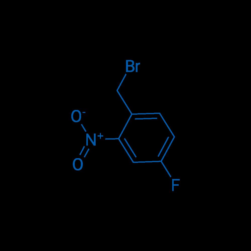 1-(Bromomethyl)-4-fluoro-2-nitrobenzene
