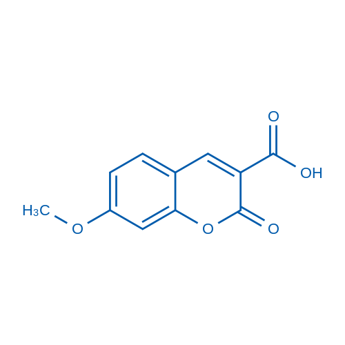 7-Methoxy-2-oxo-2H-chromene-3-carboxylic acid