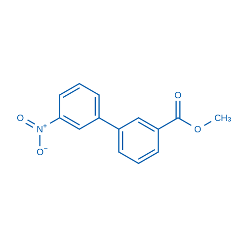 Methyl 3'-nitro-[1,1'-biphenyl]-3-carboxylate