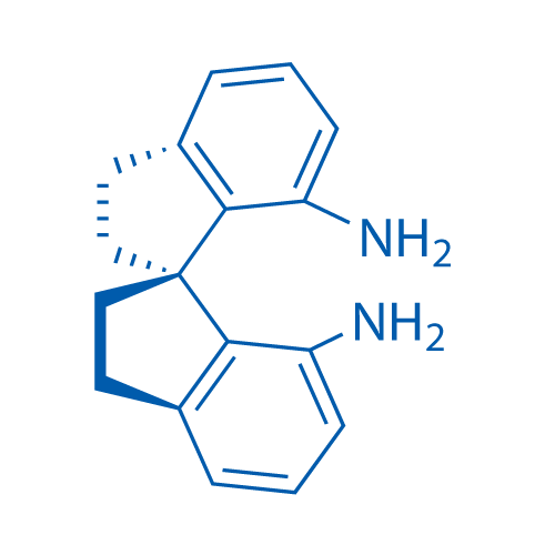 (S)-2,2',3,3'-Tetrahydro-1,1'-spirobi[indene]-7,7'-diamine