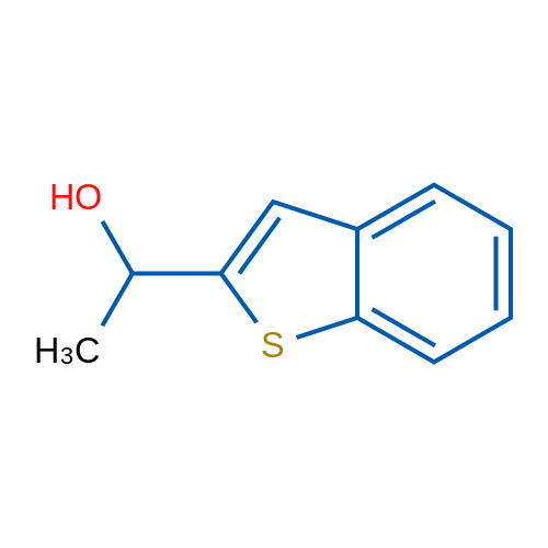 1-(Benzo[b]thiophen-2-yl)ethanol
