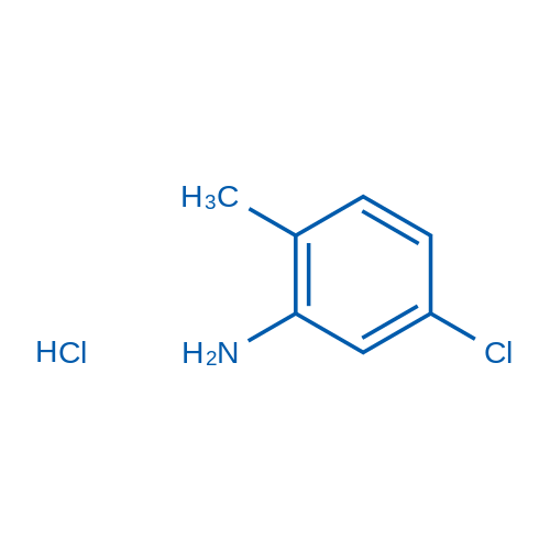 5-Chloro-2-methylaniline hydrochloride
