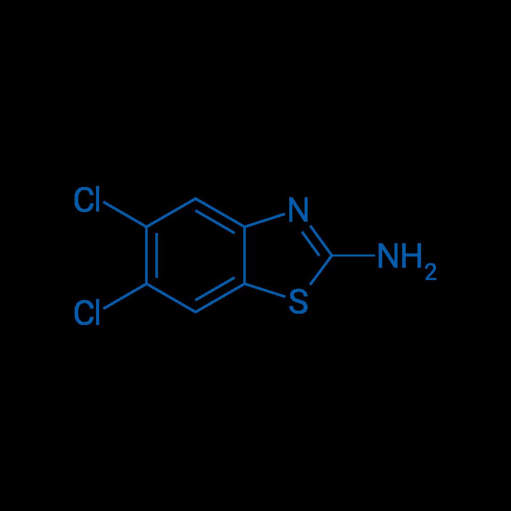 5,6-Dichlorobenzo[d]thiazol-2-amine