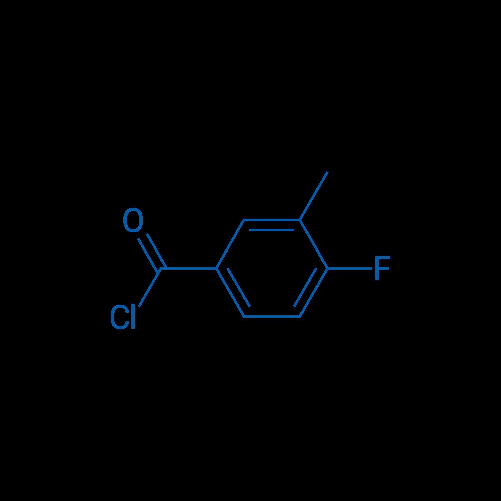 4-Fluoro-3-methylbenzoyl chloride