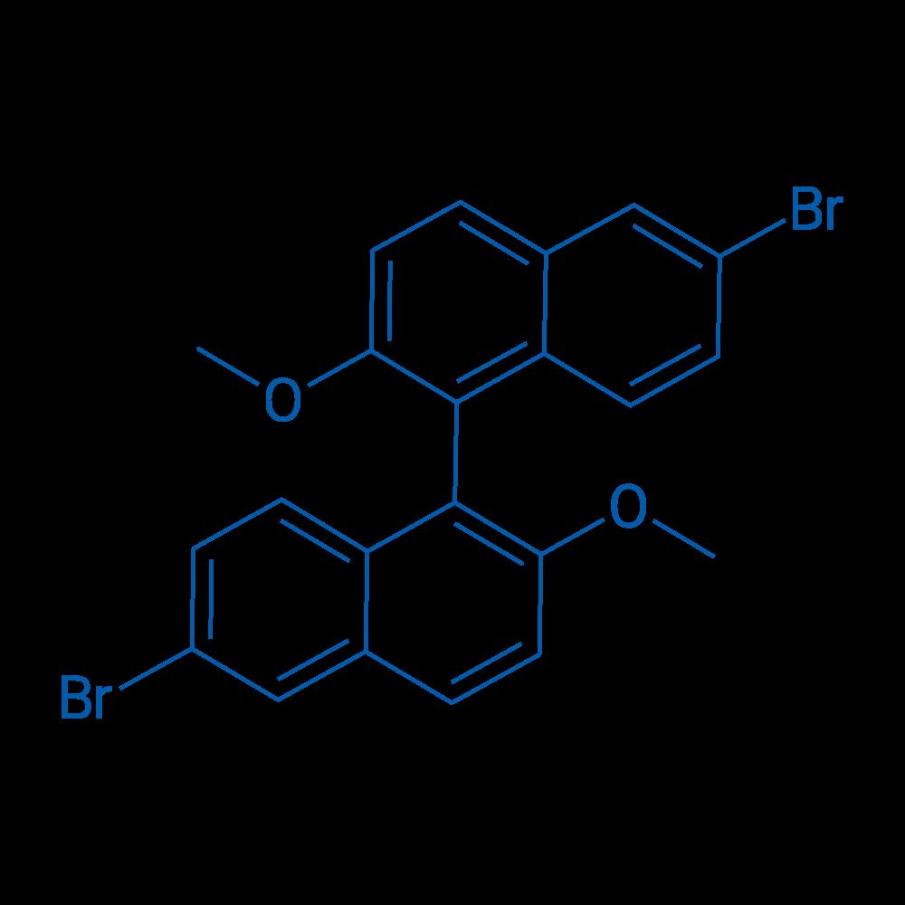(S)-6,6'-Dibromo-2,2'-dimethoxy-1,1'-binaphthalene