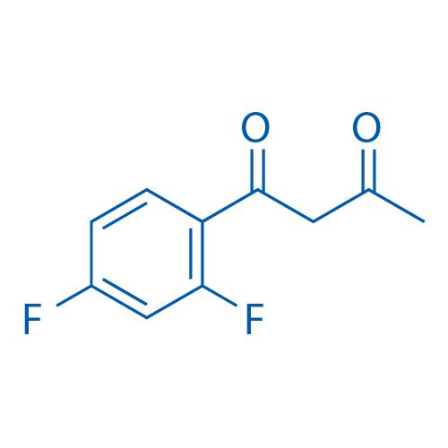 1-(2,4-Difluorophenyl)butane-1,3-dione