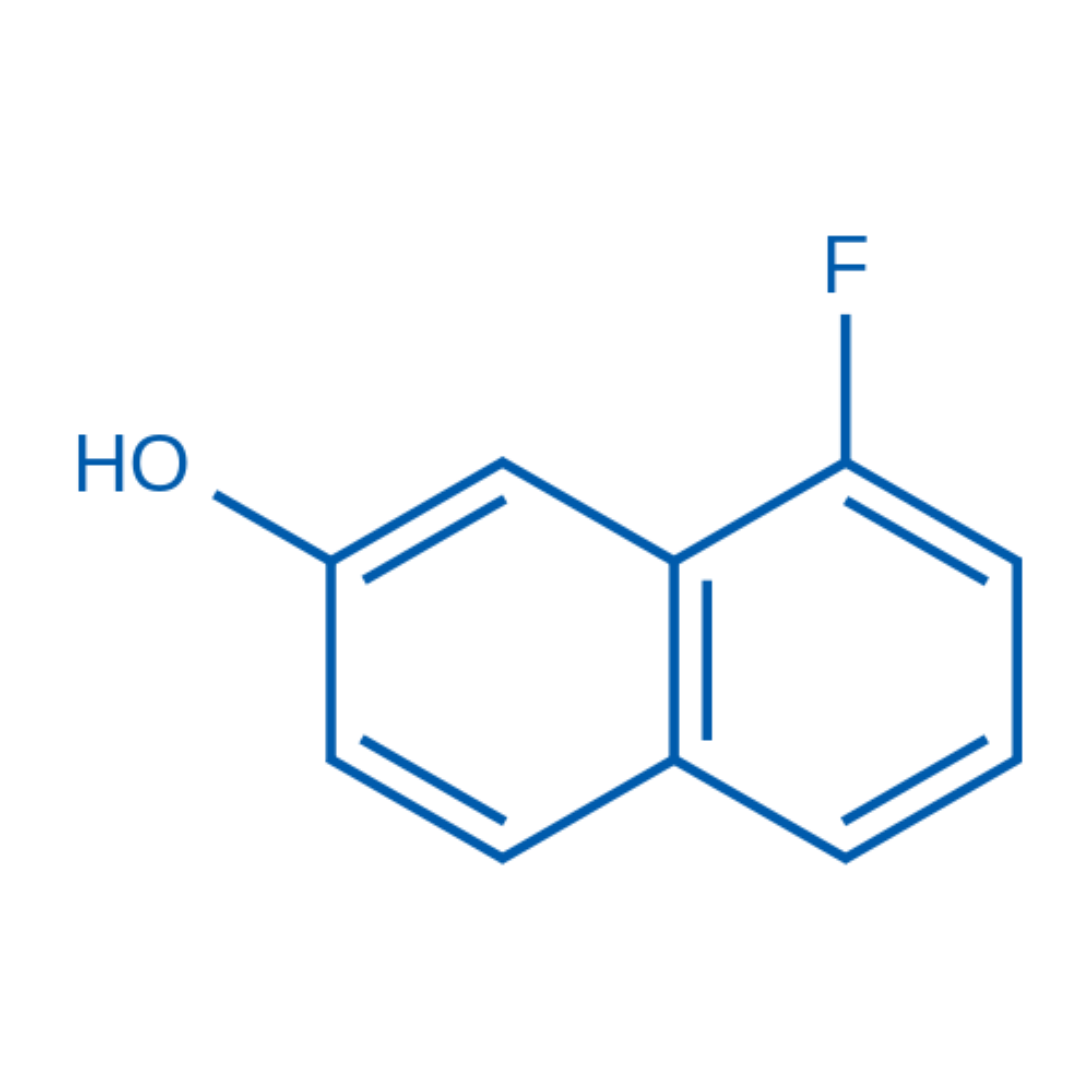8-Fluoronaphthalen-2-ol
