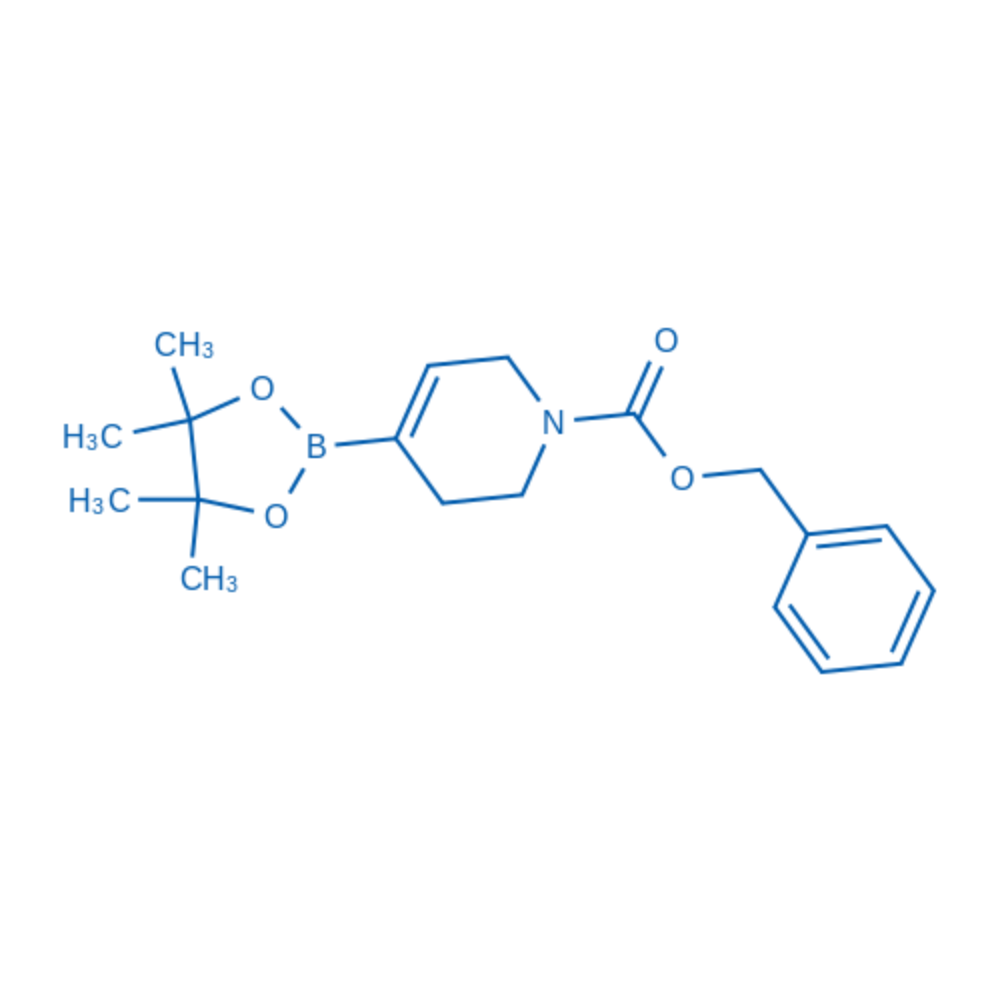 Benzyl 4-(4,4,5,5-tetramethyl-1,3,2-dioxaborolan-2-yl)-5,6-dihydropyridine-1(2H)-carboxylate