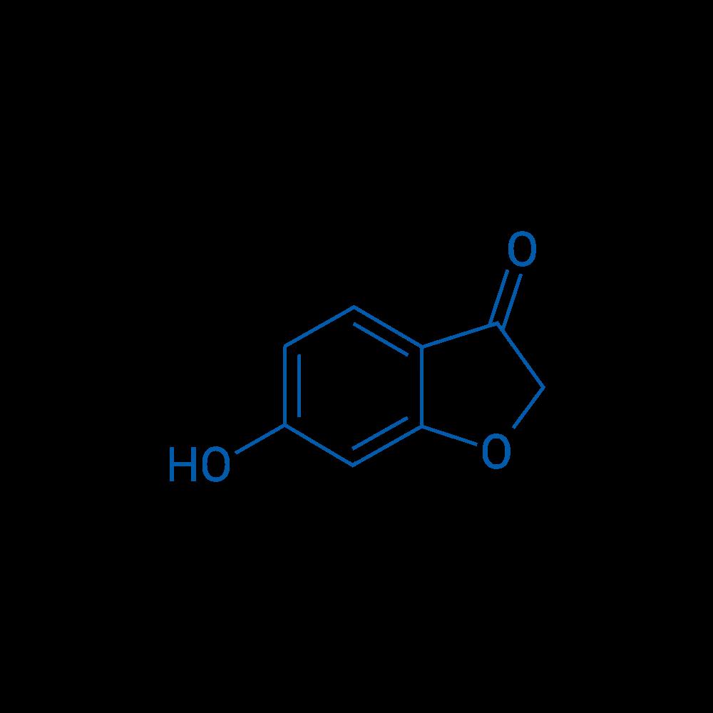 6-Hydroxybenzofuran-3(2H)-one