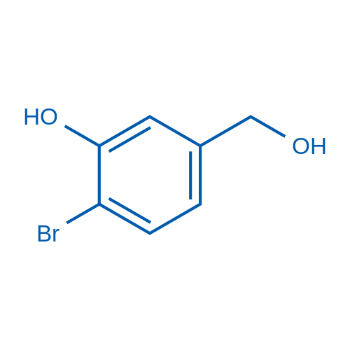 2-Bromo-5-(hydroxymethyl)phenol