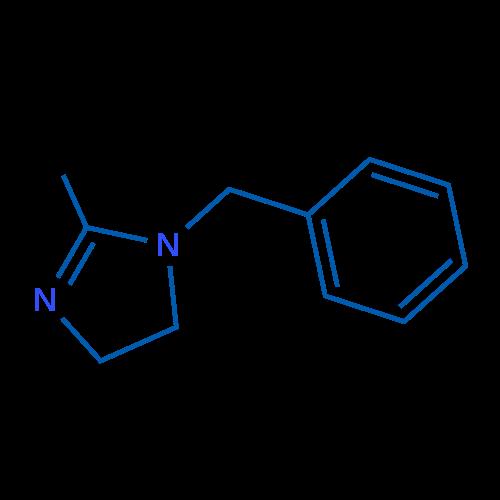 1-Benzyl-2-methyl-4,5-dihydro-1H-imidazole